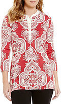 J.Mclaughlin Biscayne 3/4 Sleeve Tunic