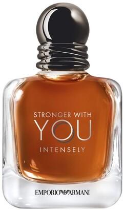Giorgio Armani Stronger With You Intensely Eau De Parfum (50 Ml)