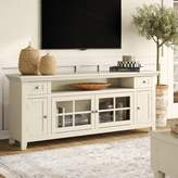 Rosalind Wheeler Mckinnon Solid Wood Entertainment Center for TVs up to 78 inches Rosalind Wheeler