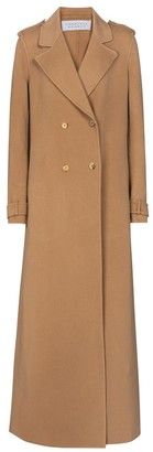 Gabriela Hearst Houstt recycled cashmere coat