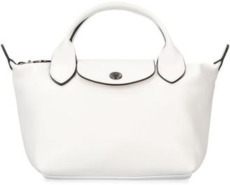 Longchamp Le Pliage Leather Mini-bag