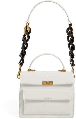 Marc Jacobs The Embossed Leather Uptown Shoulder Bag