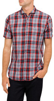 BOSS ORANGE Ss Check Shirt