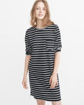 Abercrombie & Fitch Knit Shift Dress