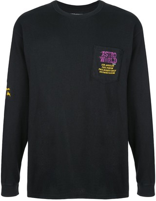 Travis Scott Astroworld LA Exclusive T-shirt