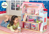 Kid Kraft Chelsea Dollhouse with Furniture