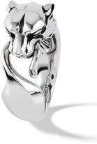 Effy Jewelry Effy Men's Sterling Silver Signature Panther Ring