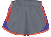 Soffe Gunmetal & Amparo Blue Super Cool Shorts