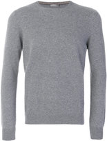 Barba crew neck sweater