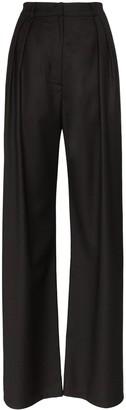 MATÉRIEL High-Waisted Wide Leg Trousers