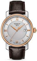 Tissot Bridgeport Men's Quartz Watch, 40mm