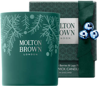Molton Brown London 6.3Oz Fabled Juniper Berries & Lapp Pine Single Wick Candle