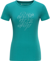 Teal 'Rise to the Top' Tee - Women