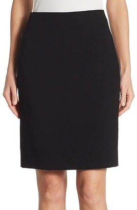 Akris Classic Pencil Skirt
