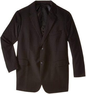 Perry Ellis Men's Big-Tall Solid Jacket