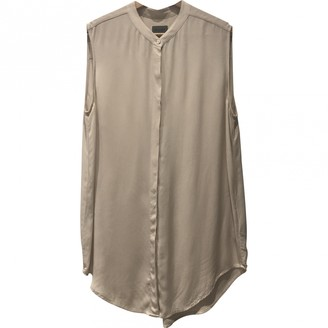Sand Beige Top for Women