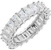 Thumbnail for your product : Sterling Forever Silver Cz Ring