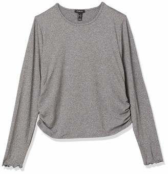 Forever 21 Women's Plus Size Brushed Ruched Top