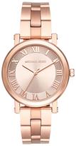 Michael Kors MK3561 Women's Norie Bracelet Strap Watch, Rose Gold