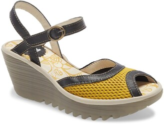 Fly London Yans Wedge Sandal