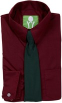 Future Trillionaire Solid Long Sleeve Shirt & Solid Tie (Toddler, Little Boys, & Big Boys)