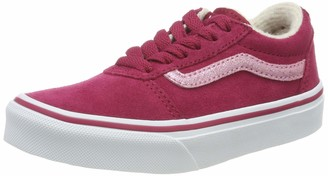 Vans Girls' Ward Suede Trainers