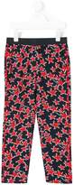 Armani Junior starfish printed leggings
