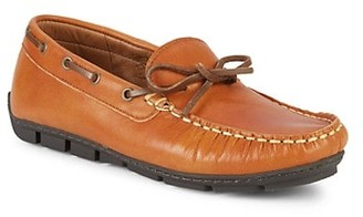 Vince Camuto Little Boy's Boy's Doile Leather Loafers