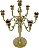 One Kings Lane Vintage Brass Candelabra