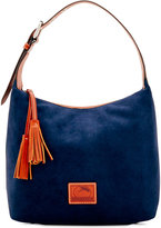 Dooney & Bourke Suede Paige Small Sac Hobo