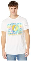 Original Retro Brand The Greatful Dead Vintage Cotton Tee (White) Men's Clothing
