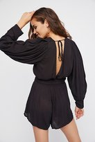 Just Because Romper by Endless Summer at Free People