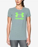 Under Armour Sportstyle Charged Cottonandreg; T-Shirt