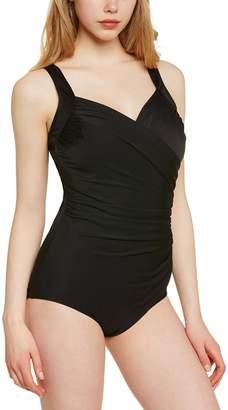 Miraclesuit Women's Sanibel Plain Swimsuit