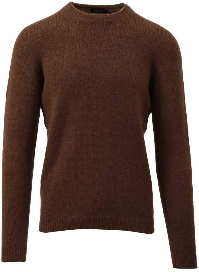 5b68300f4a Slim-fit Crewneck Sweater