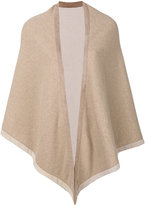 Loro Piana triangle-shaped shawl