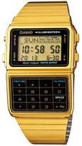 Casio Data Bank Calculator Watch Telememo Illuminated