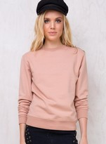 Afends Apricot Crew Neck Sweater
