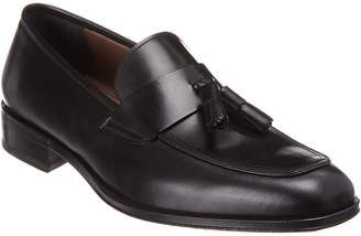 Salvatore Ferragamo Elegant Leather Loafer