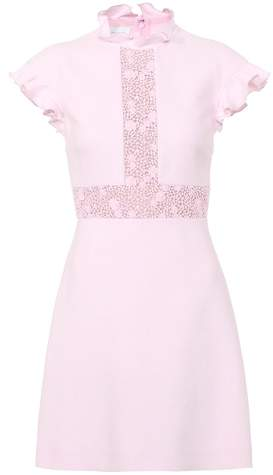 Giambattista Valli Cotton-blend dress