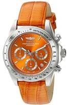 Invicta Women's 18374 Speedway Analog Display Japanese Quartz Orange Watch
