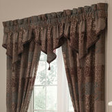 Croscill Classics Catalina Brown 2-Pack Curtain Panels