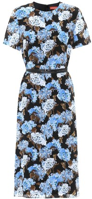 Altuzarra Exclusive to Mytheresa a Coco floral silk midi dress
