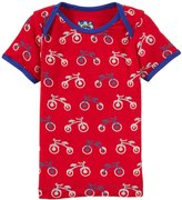 Kickee Pants Print Tee (Baby) - Balloon Tricycle-Preemie