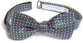 John W. Nordstrom R) Geometric Silk Bow Tie