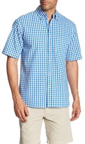 Vintage 1946 Gingham Short Sleeve Regular Fit Shirt