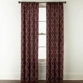 Royal Velvet Geneva Rod-Pocket Curtain Panel