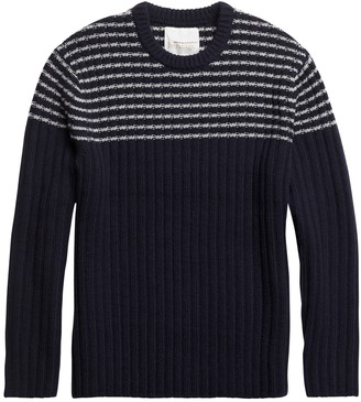 Banana Republic Heritage Ribbed-Knit Sweater