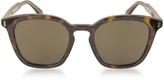 Gucci GG0125S Acetate Square Men's Sunglasses