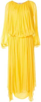 BY. Bonnie Young Marigold flare dress